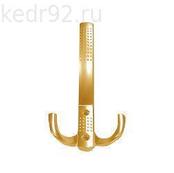Крючок к-2343 а золото.